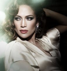 Jennifer Lopez Love & Light ad campaign