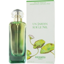 Un Jardin Sur le Nil surprises with its dewy, wet opening of grapefruit,  lotus and green mango... supporting floral notes of tender peony and  blushing ... 28e755ef295